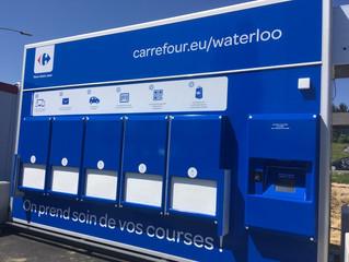 Carrefour lança drive thru totalmente automatizado