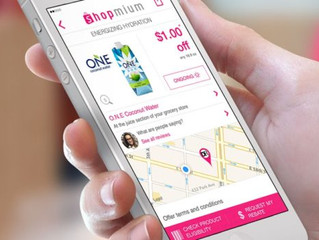 O aplicativo que reembolsa suas compras de supermercados