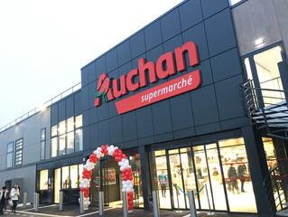 Supermercado Auchan se adapta ao novo comportamento do consumidor! E aqui?