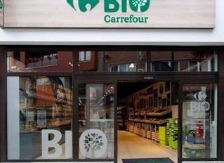 Carrefour Bio – novo conceito para ser o numero 1 do Bio na Europa