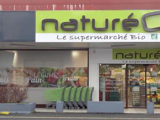 Por que será que nossas lojas verdes (naturais e orgânicas) se parecem mais com boutique do que supe