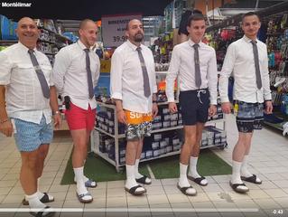 Vídeo de funcionários de supermercado faz sucesso no you tube