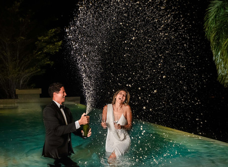 Beautiful wedding engagement shoot at Las Terrenas, Samana, Dominican Republic.