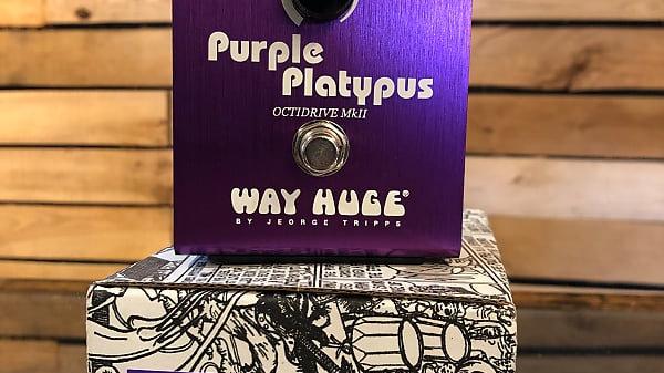 Way Huge WHE800 Purple Platypus Octidrive MkII 2018