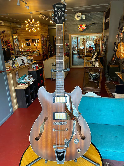 Ibanez Completely Customized Semi Hollow-Body 2020 Tobacco