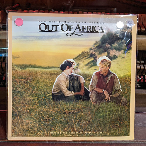 Out Of Africa 1986