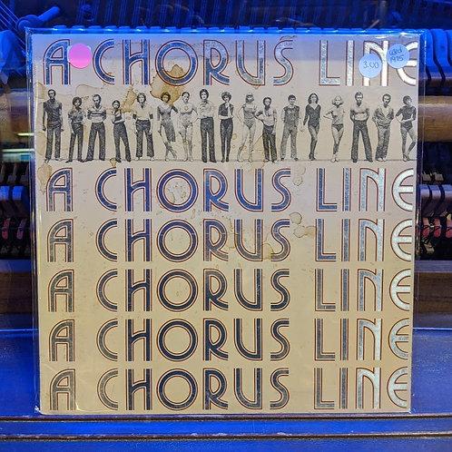 A Chorus Line Soundtrack 1975