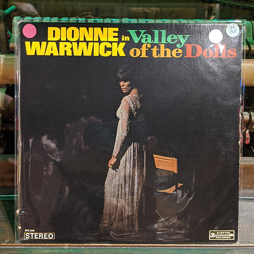 Dionne Warwick Valley Of The Dolls 1968