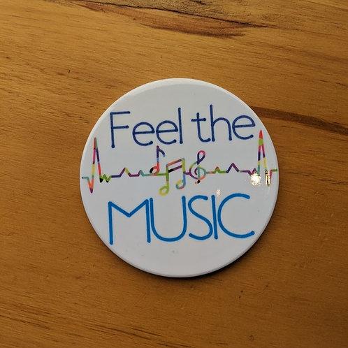 Feel the Music Coaster