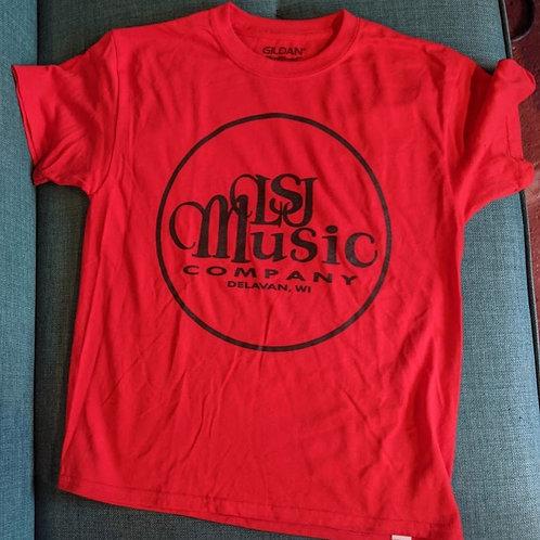 LSJ Shirt w/ Big Logo