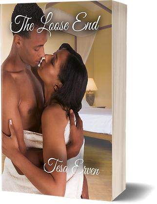 The Loose End Book by Tesa Erven Romance Author