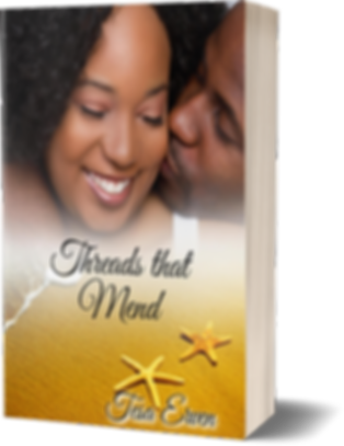 Threads that Mend Book by Tesa Erven Romance Author