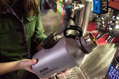 Avex - Beer Growler - 1900 mL (64 oz)