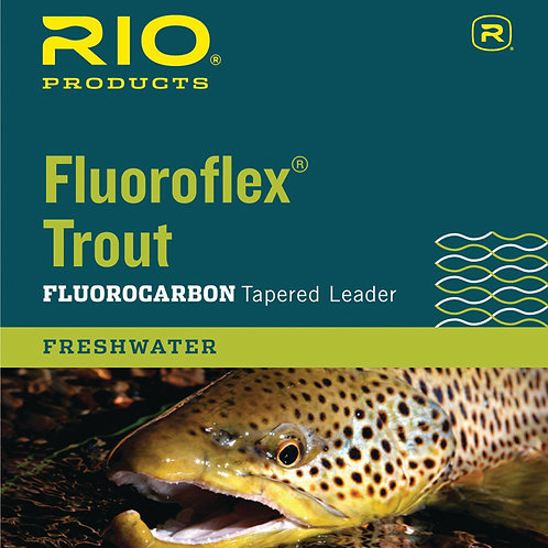 RIO - Flouroflex Trout Leader