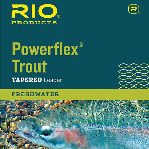 RIO - Powerflex Trout Leader