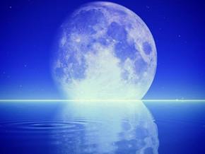 Der Mond und die Seele