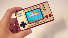 Super Mario Game & Watch Review