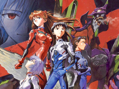 Neon Genesis Evangelion (1995) Anime Review