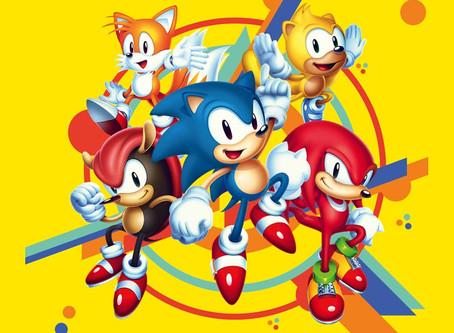 Sonic Mania (2017): The Comeback Kid