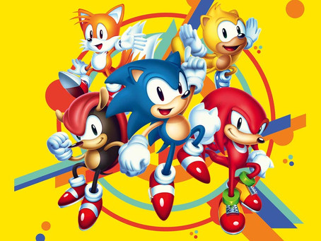 Sonic Mania (2017): The Comeback Kid