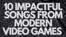 Ryan's 10 Impactful Songs from Modern Video Games