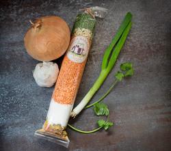 Coconut Curry Lentil Bag Photo