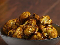 Roasted Cauliflower with Le-Studio's Spi