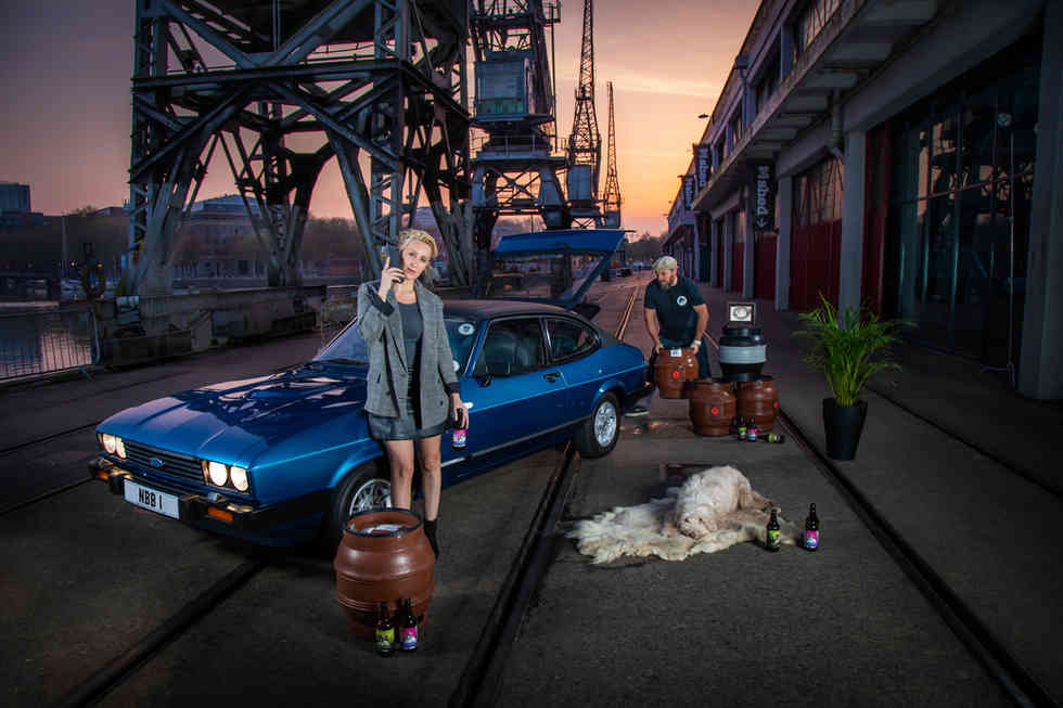 Commercial portraiture and marketing imagery - Bristol