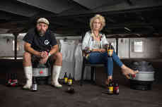 Brand Photography Bristol - New Bristol Brewery