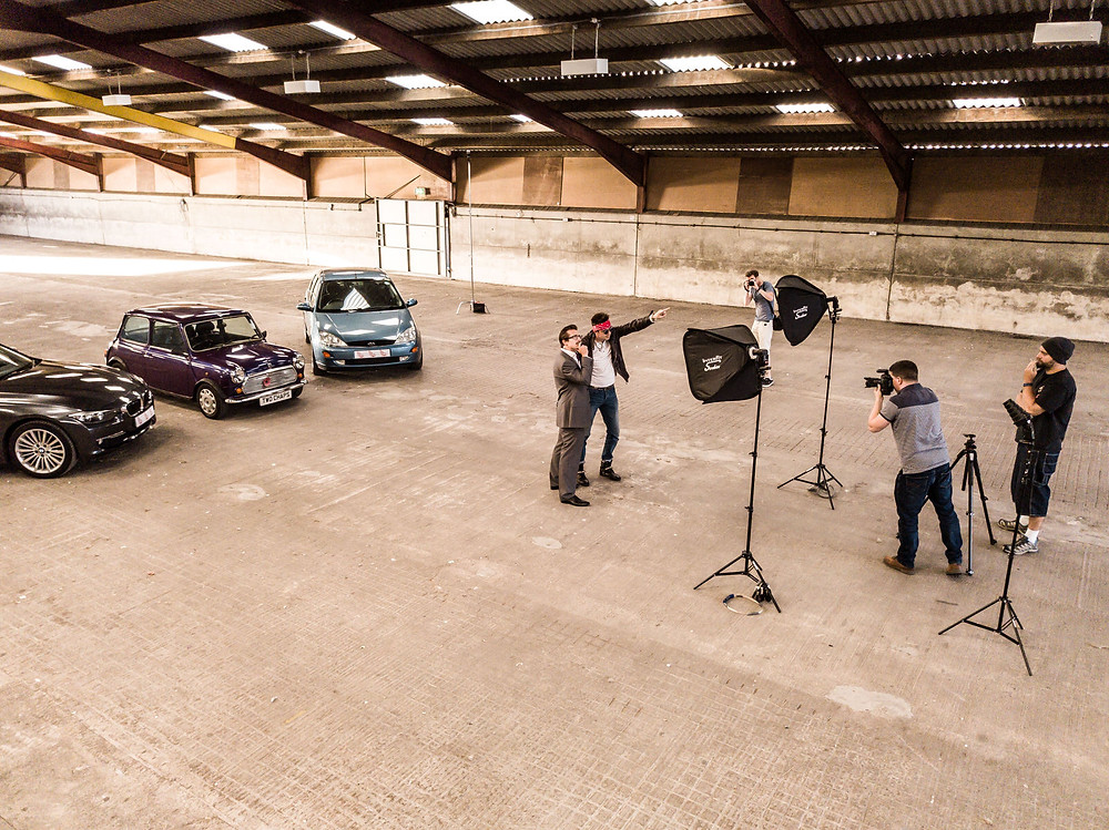 Havelock Photography business photoshoot in Bristol