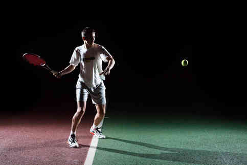 Brand photography Bristol - tennis and sport 2