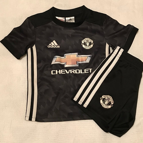 Manchester United Kit Age 2-3