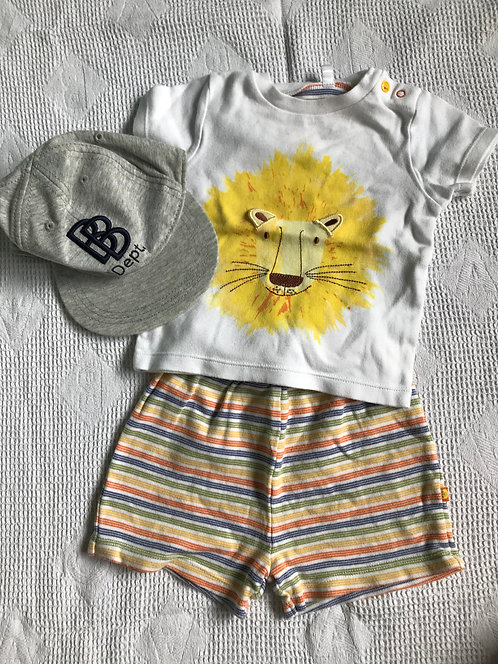 Summer Outfit 6-9m