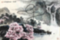 李东旭 Li Dong Xu, 104cm x 68.5cm
