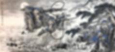李东旭 Li Dong Xu, 158cm x 68cm