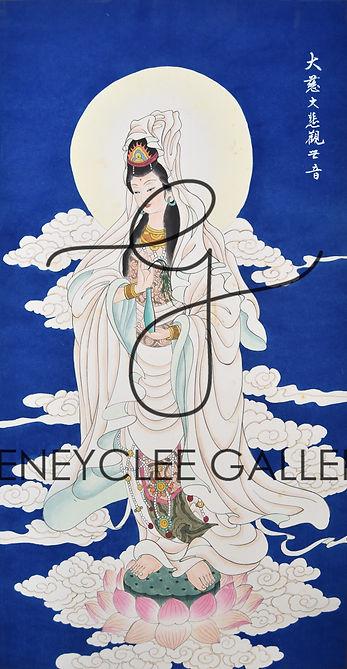柳言敏 Liu Yan Min,  42cm x 80cm