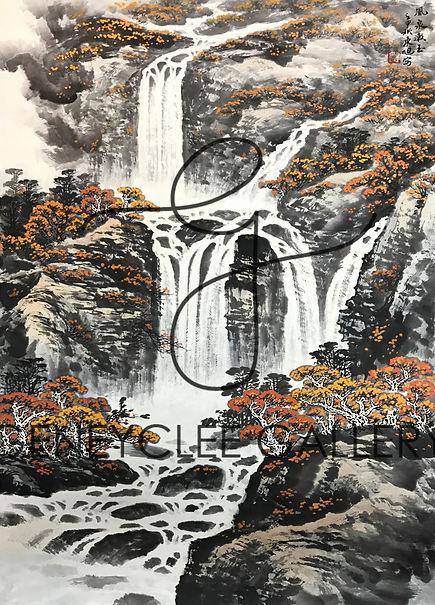 李东旭 Li Dong Xu, 104cm x 69.5cm