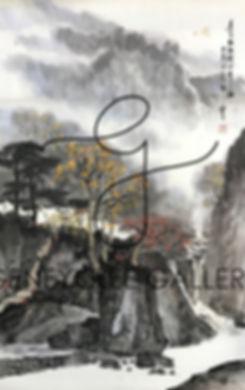 郑震 Zheng Zhen, 60.5cm x 97cm