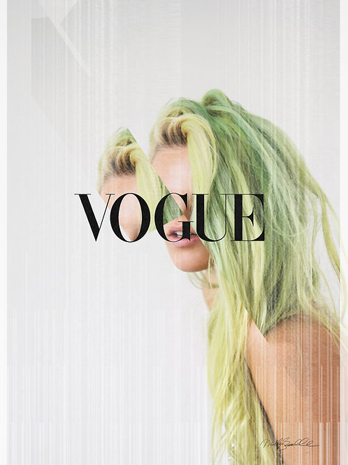 MOLLY SCANNELL / Vogue Green