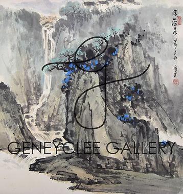 郑震 Zheng Zhen, 60.5cm x 65cm
