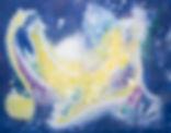 Wisdom, 2017, Spray on Canvas, 160cm x 200cm