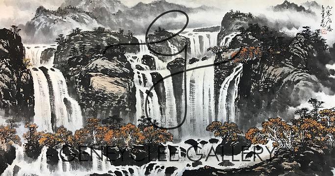 李东旭 Li Dong Xu, 133.2cm x 69cm