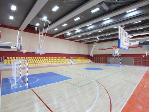 Hassan Arafeh gym