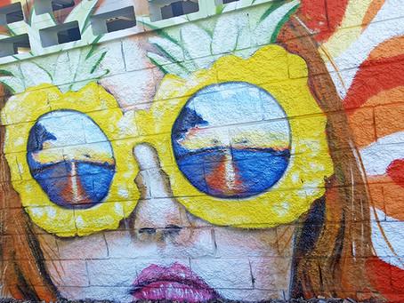The Ultimate Street Art Meets Great Barrier Reef Break