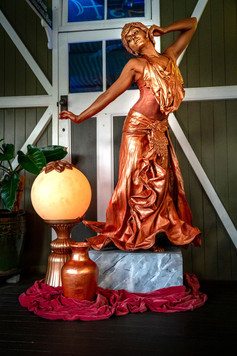 Living Statue Awards Performer