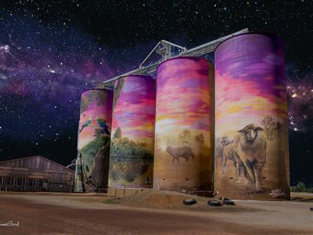 Thrilling Thallon, Australia's Premium Rural Art Destination