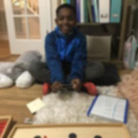 Multisensory instruction allows students