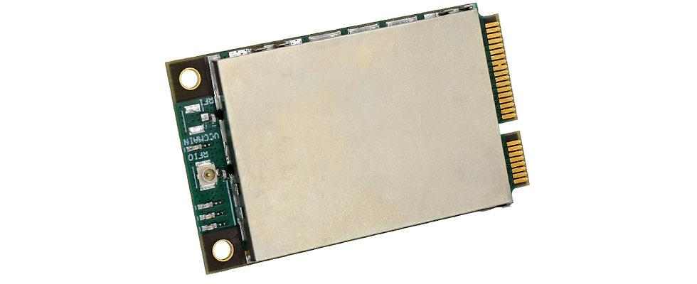 Mini PCI express multichannel LoRaWAN module