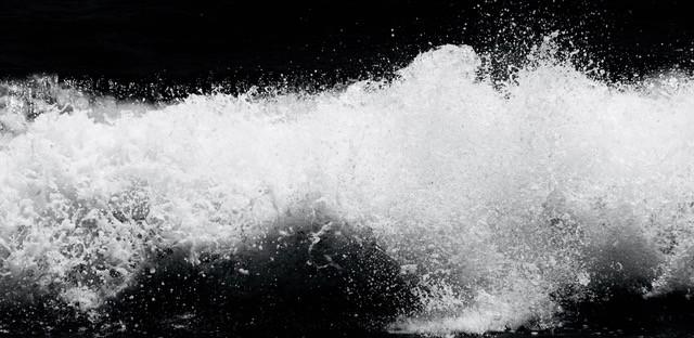 """""""Splash"""" B&W Series #2"""