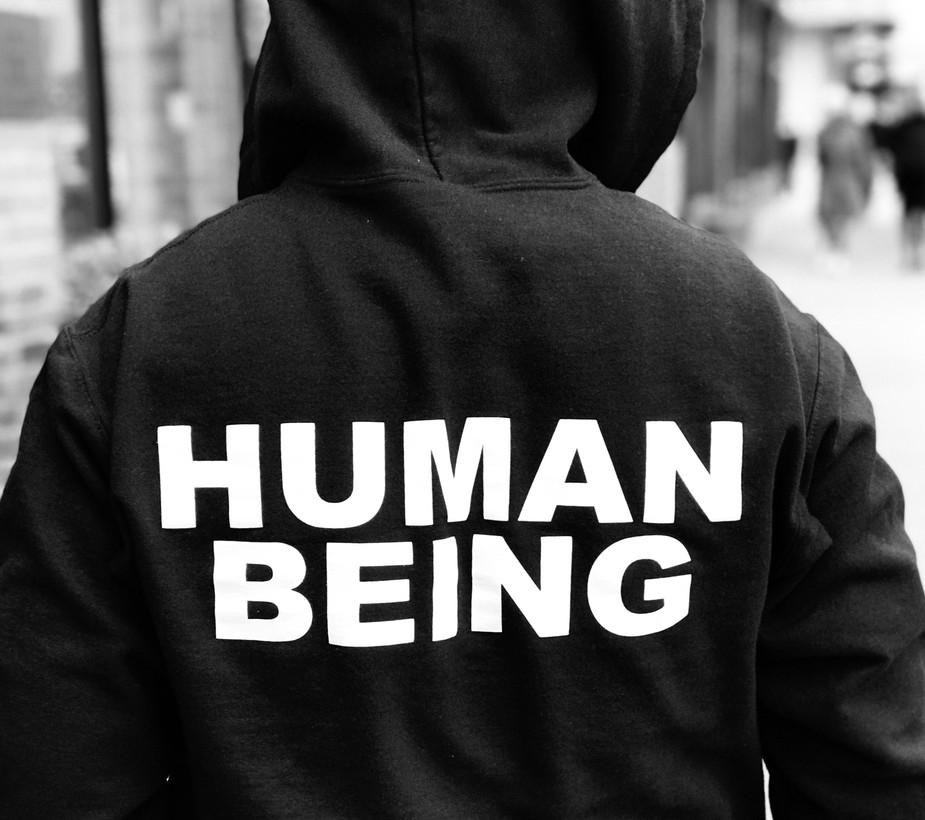"""Human Being"""